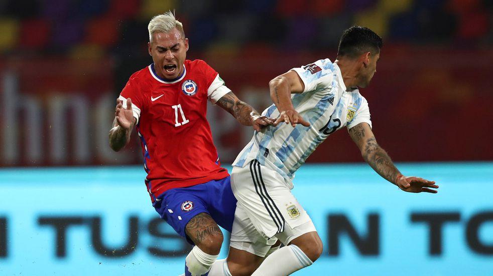 De taco: el Cuti Romero convenció a todos con su debut en la Selección argentina