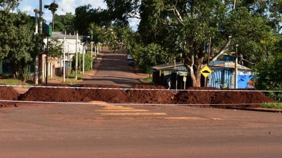 La Cámara de Comercio pide habilitar el ingreso a San Pedro por calle Araucaria