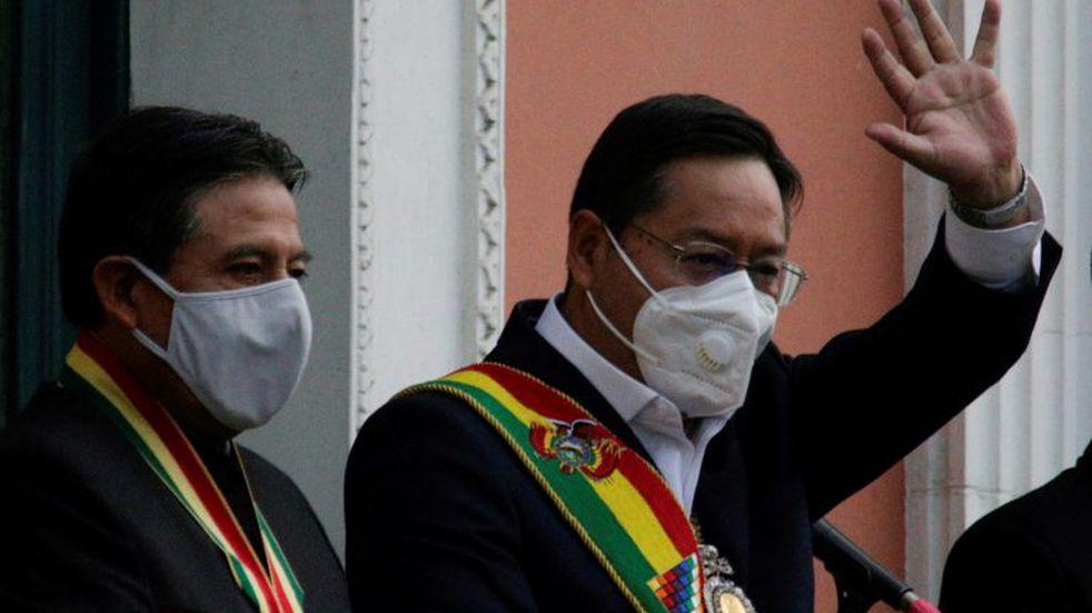 "México felicita a Luis Arce a la espera de ""relanzar"" su relación con Bolivia"