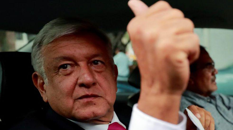 """López Obrador se encuentra """"bien"""" y podría reincorporarse """"en los próximos días"""""""