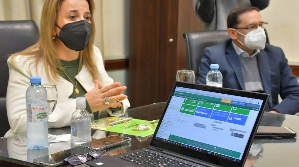 Las escuelas correntinas contarán con boletín de calificaciones digital
