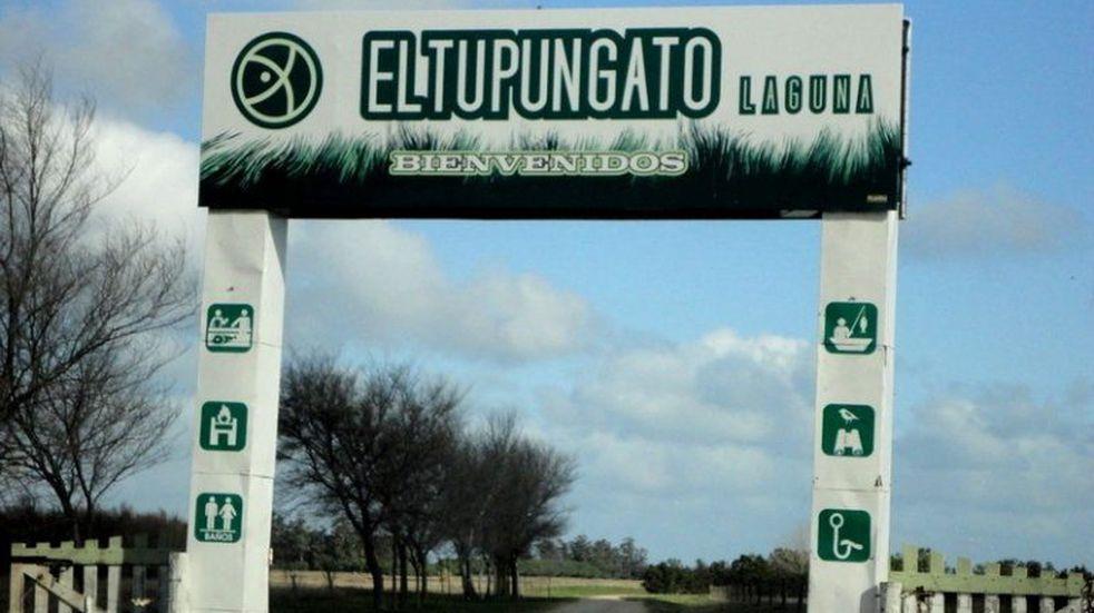 """Se viene el """"Encuentro de Pesca"""" en la laguna """"El Tupungato"""""""