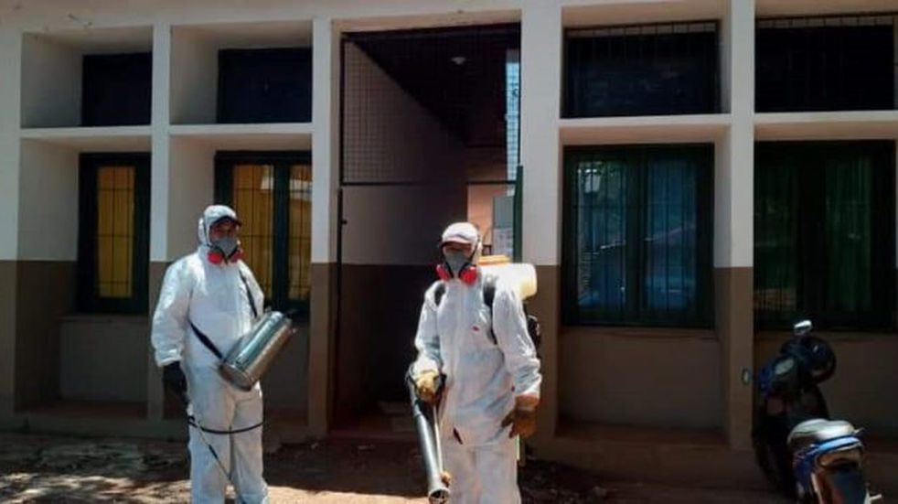 Confirmaron 46 casos de coronavirus y murió una rafaelina