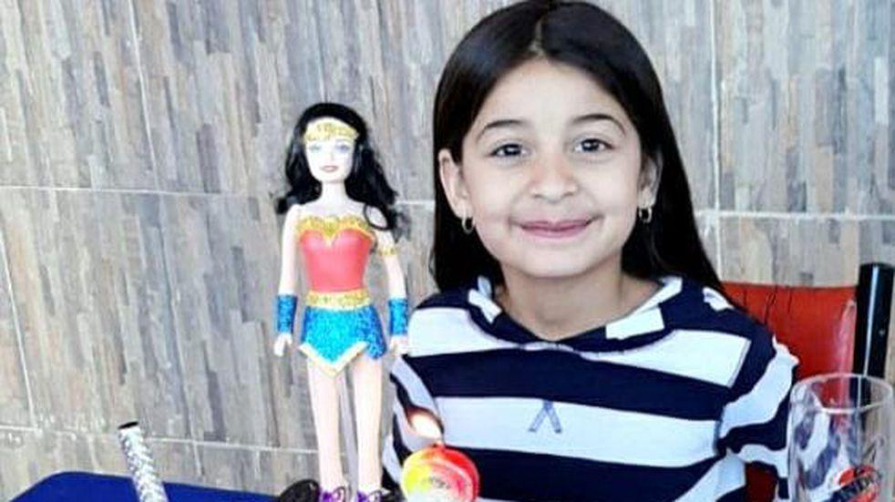 Una nena sanjuanina de 9 años padece síndrome post covid y está grave