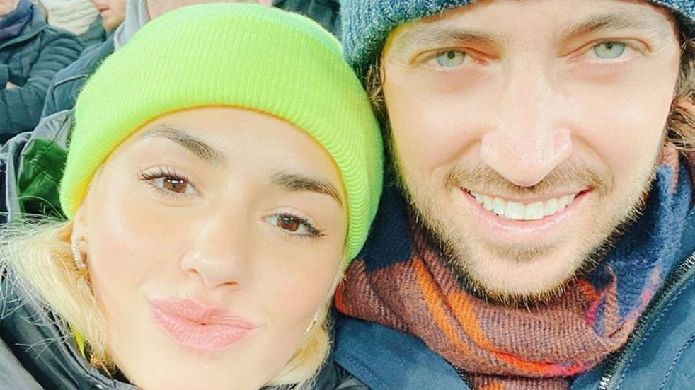 """Lali Espósito anunció el fin de su relación con Santiago Mocorrea: """"Nos amamos y respetamos profundamente"""""""