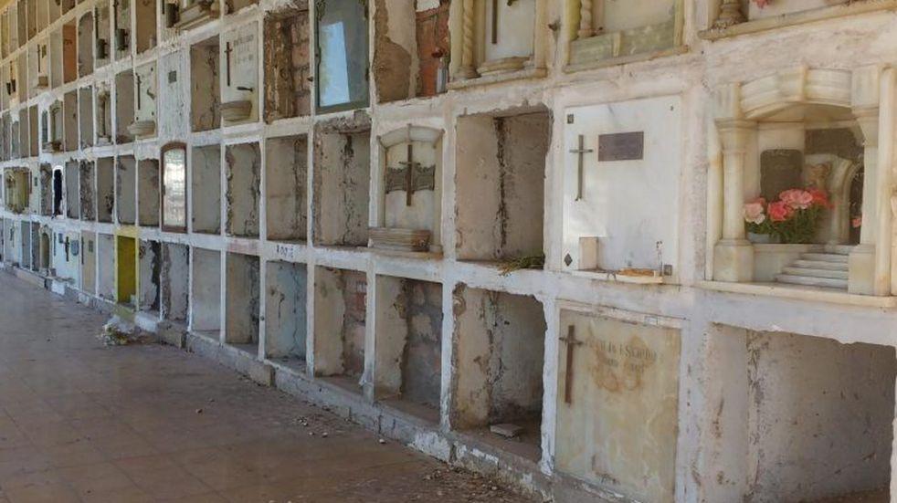 Cerraron el cementerio de la Ciudad de Mendoza por un posible caso de coronavirus