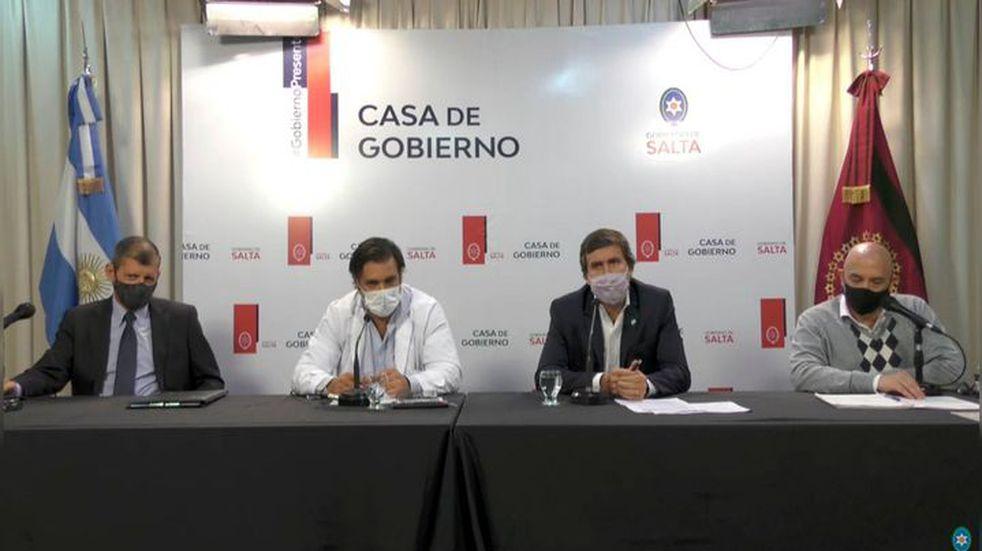 "Coronavirus: ""Salta tiene un riesgo epidemiológico medio"""