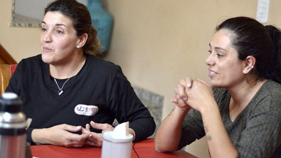 Día del Amigo en Córdoba: llevó en su vientre a la hija de su mejor amiga