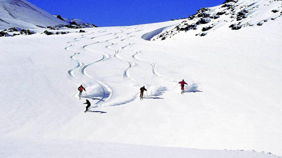 El cerro Catedral cierra las pistas de esquí por las altas temperaturas