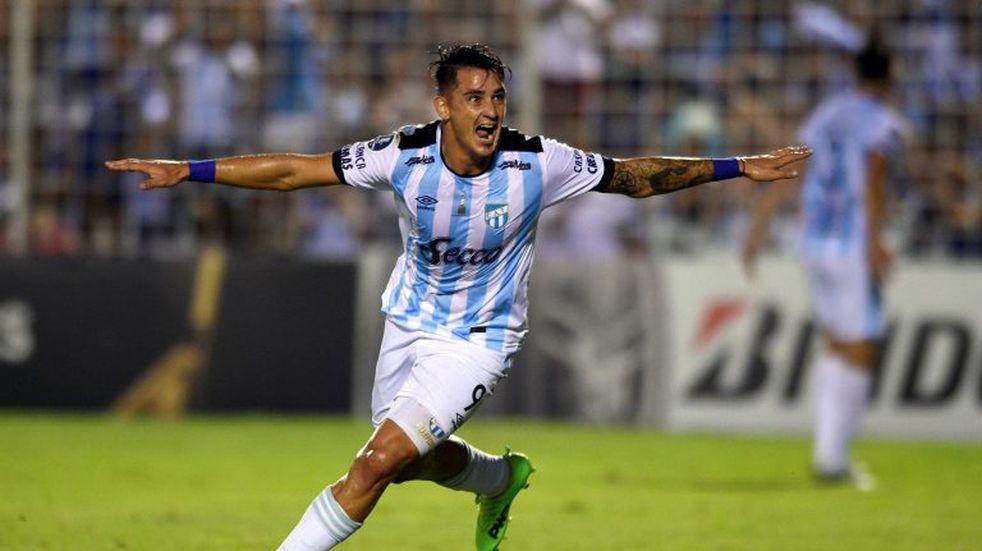 Copa Libertadores: Atlético Tucumán empezó ganando pero Peñarol lo dio vuelta