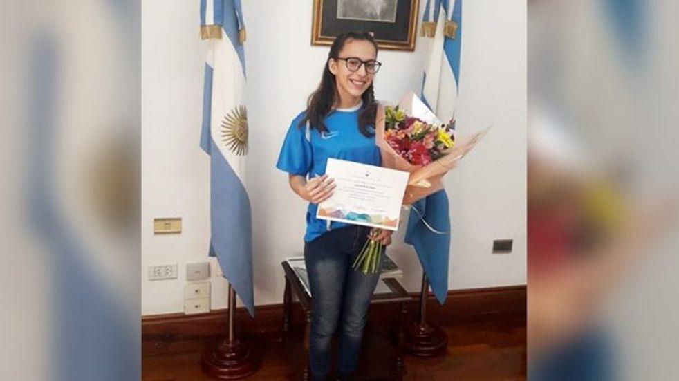 La judoca pampeana Lisa Rojas representará al país en los Juegos Panamericanos