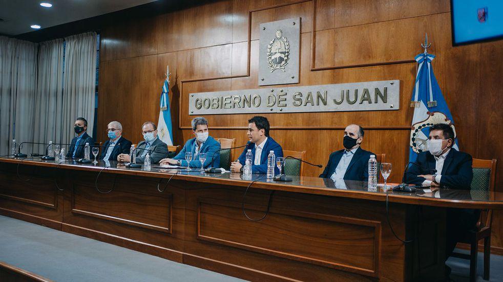 Presentación de los Primeros Juegos Sudamericanos de Patín