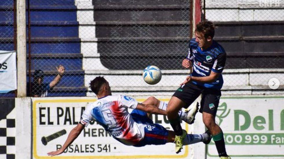 Rosario cayó por 4 a 1 ante Villa Mitre. Foto: www.instagram.com/planetacrpb/