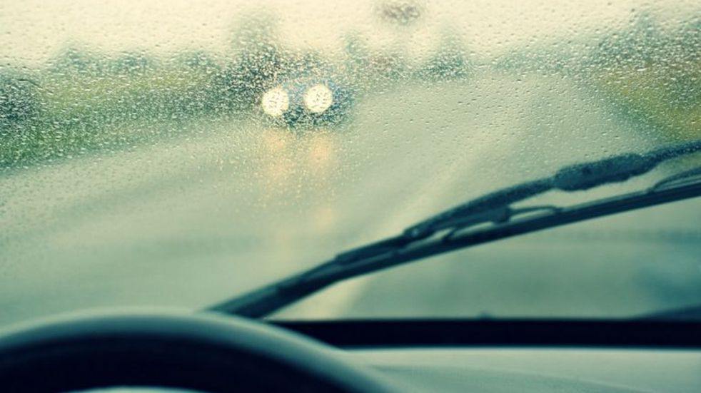 Después del festejo de la Primavera, la lluvia cayó sobre Pérez