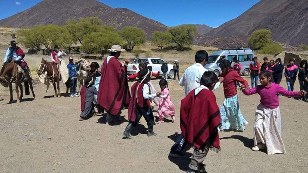 Juntan donaciones para los peregrinos salteños