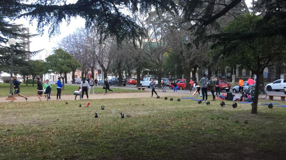 Profesores de Educación Física repudiaron la ordenanza del canon por el uso de espacios públicos