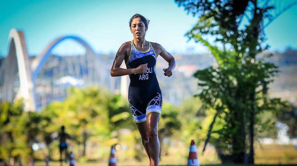 Emocionante: la cordobesa Romina Biagioli completó su debut en los Juegos Olímpicos pese al dolor por una fractura
