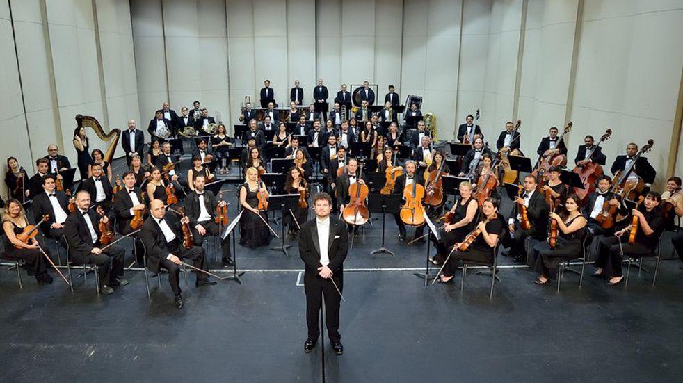 La Sinfónica celebra el mes de su 20º aniversario con un concierto