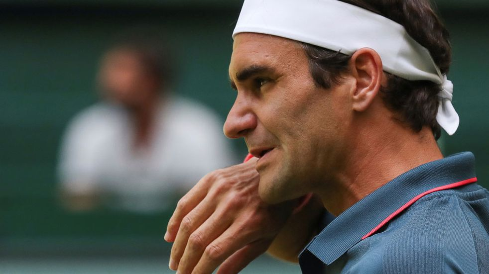 Roger Federer se bajó de los Juegos Olímpicos de Tokio