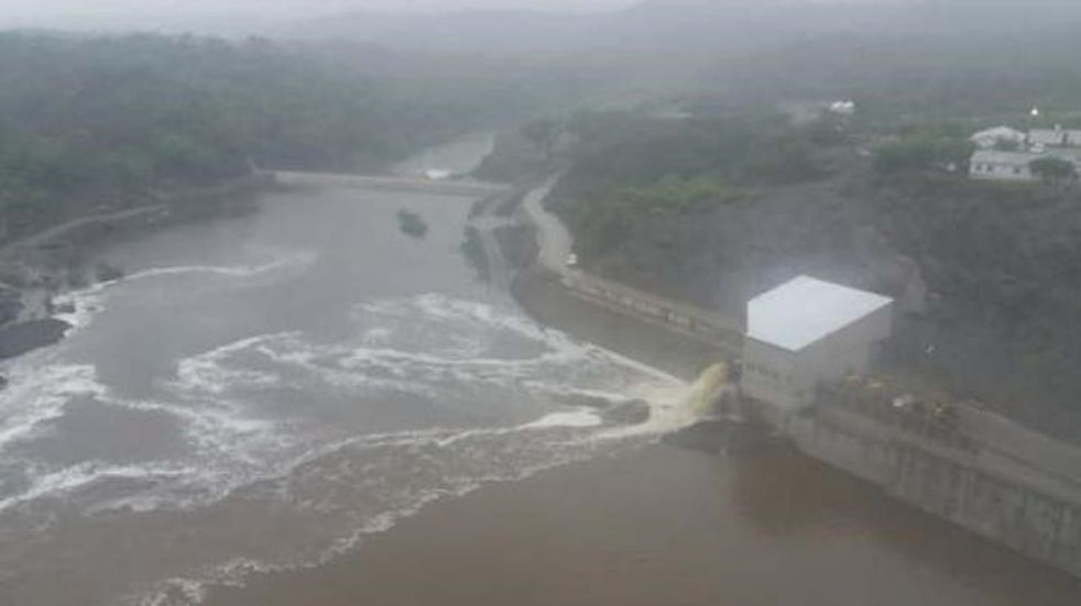 Padula destacó la importancia de la obra del dique El Bolsón y el impacto que tendrá en la región