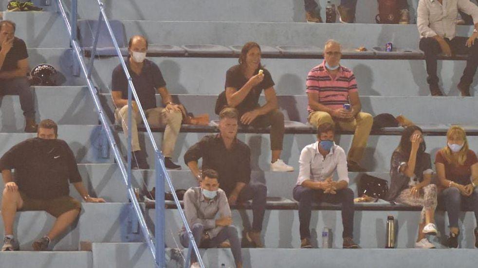 "Luifa Artime: ""Arrancamos a lo Belgrano"""