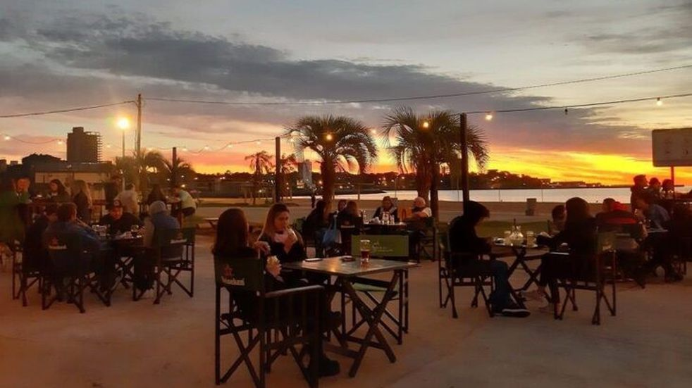 Horario ampliado para bares, restaurantes y heladerías este fin de semana