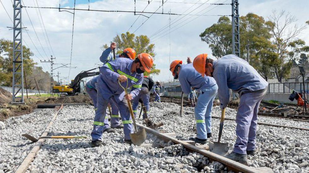 Dos ramales de la línea Roca no funcionarán desde este viernes y hasta el lunes por obras