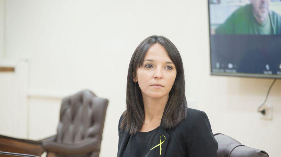 """La Legisladora Vuoto destacó el acompañamiento de los tres Concejos Deliberantes a la Ley """"Dr Pedro Rocha"""""""