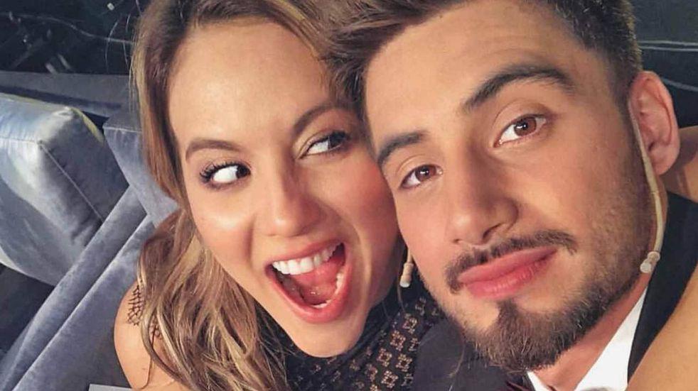 """Flor Vigna aclaró si su relación con Nico Occhiato es """"poliamor"""""""