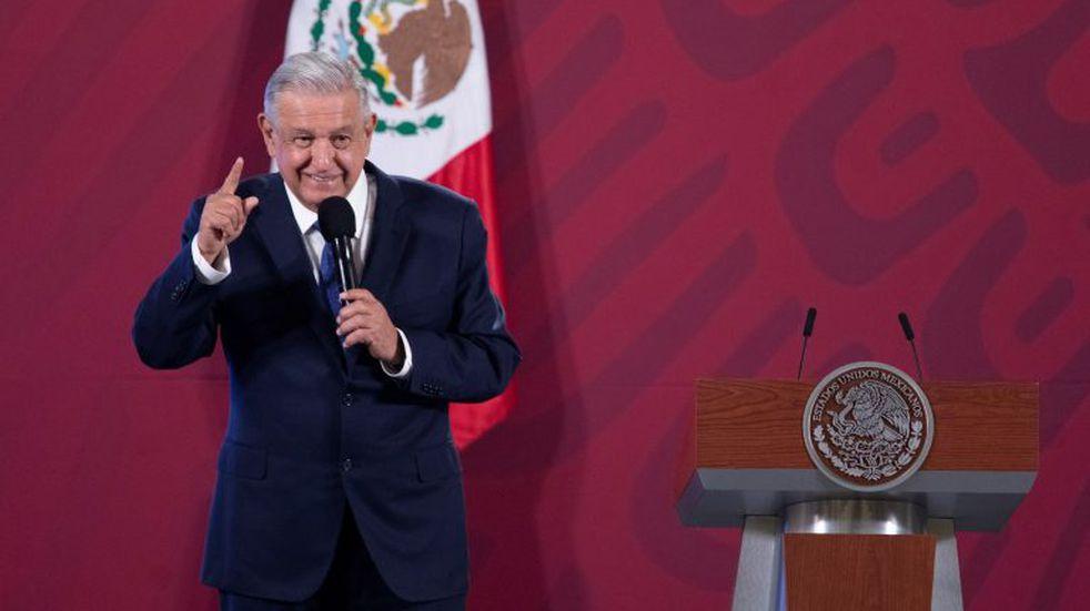 """Andrés Manuel López Obrador presentará ante el G20 el tema de la """"censura"""" en redes sociales. (Foto de archivo: Presidencia de México)"""