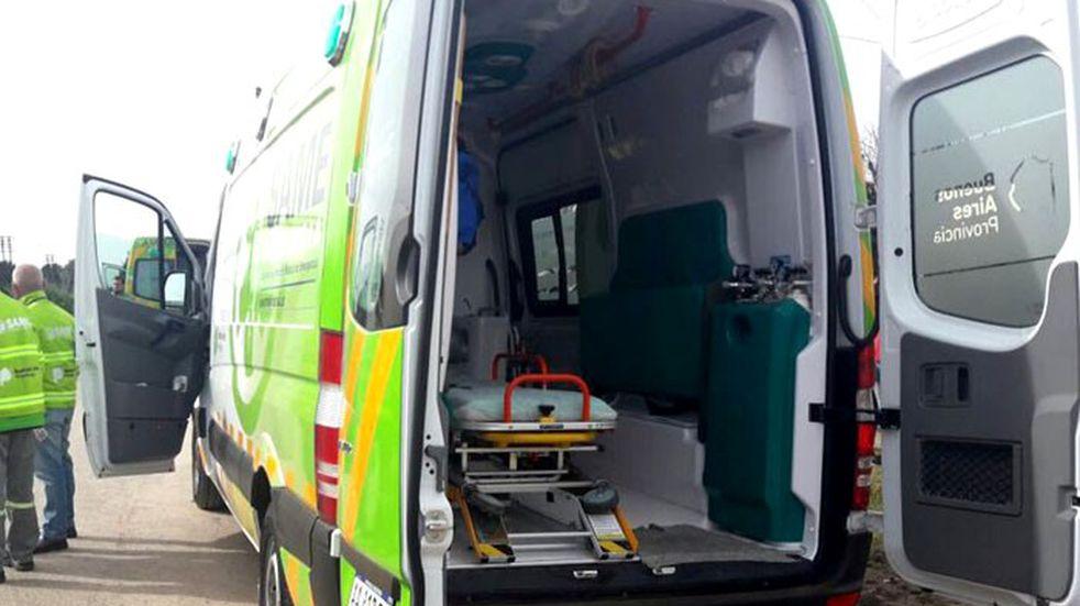Accidente en Tandil: tres heridos tras un fuerte choque entre dos autos