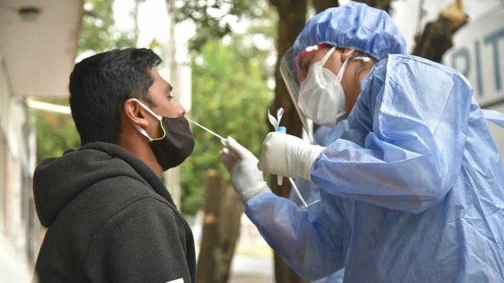 Coronavirus en Jujuy: aún son más de 5.000 los casos activos