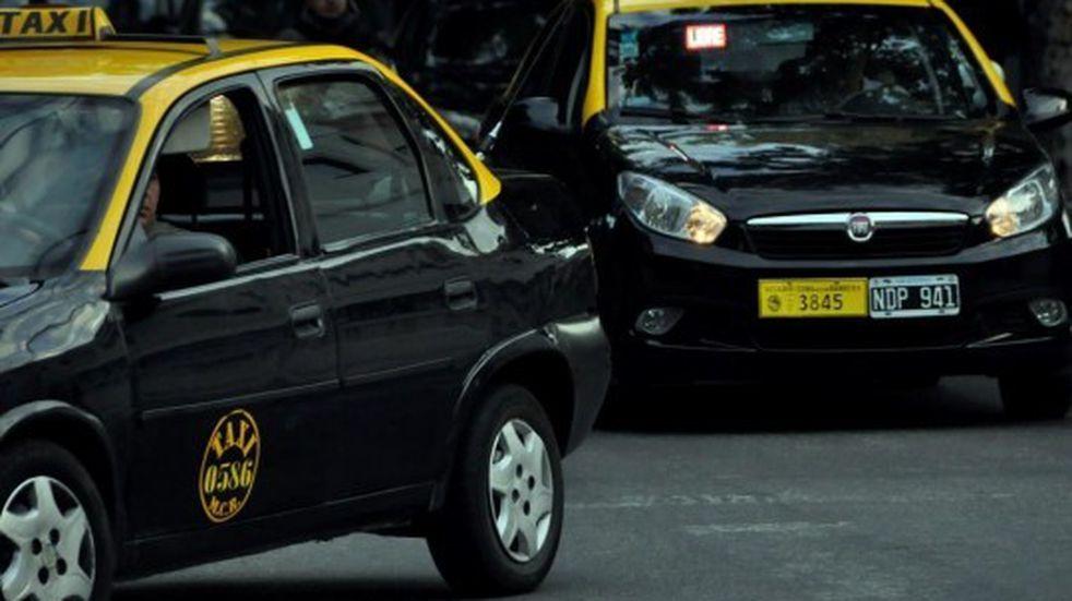 Detuvieron a un joven armado en plena pelea luego del robo a un taxista