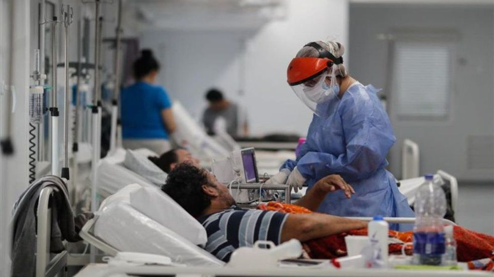 Coronavirus en Argentina: 412 muertes y 12.764 nuevos casos en las últimas 24 horas