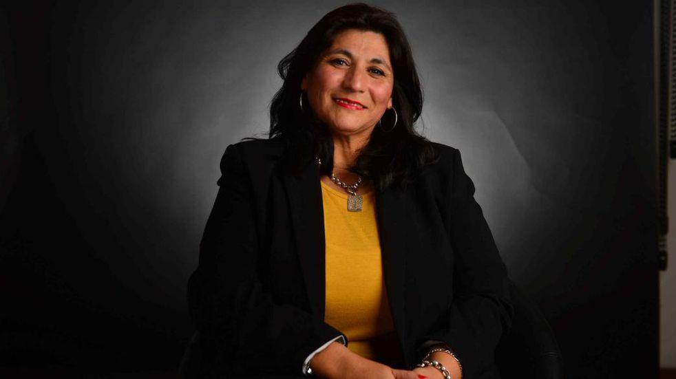 Vanesa Ruiz, gerenta del Centro de Almaceneros.