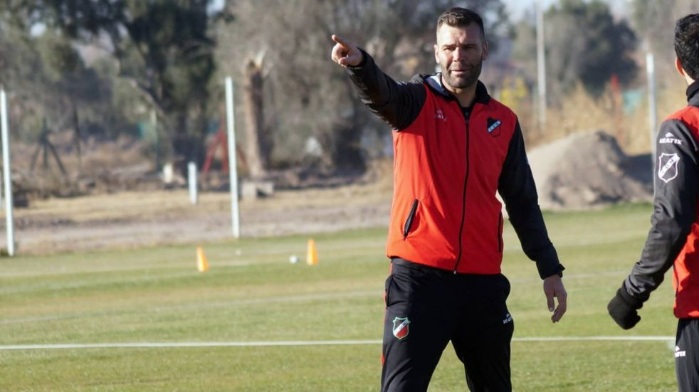 Deportivo Maipú confirmó a Cristian Campagnani como técnico del equipo de la Primera Nacional