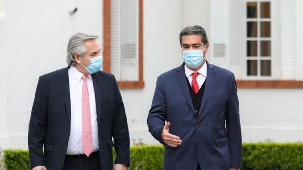 """Capitanich: """"Hay un consenso unánime de los gobernadores para suspender las PASO"""""""