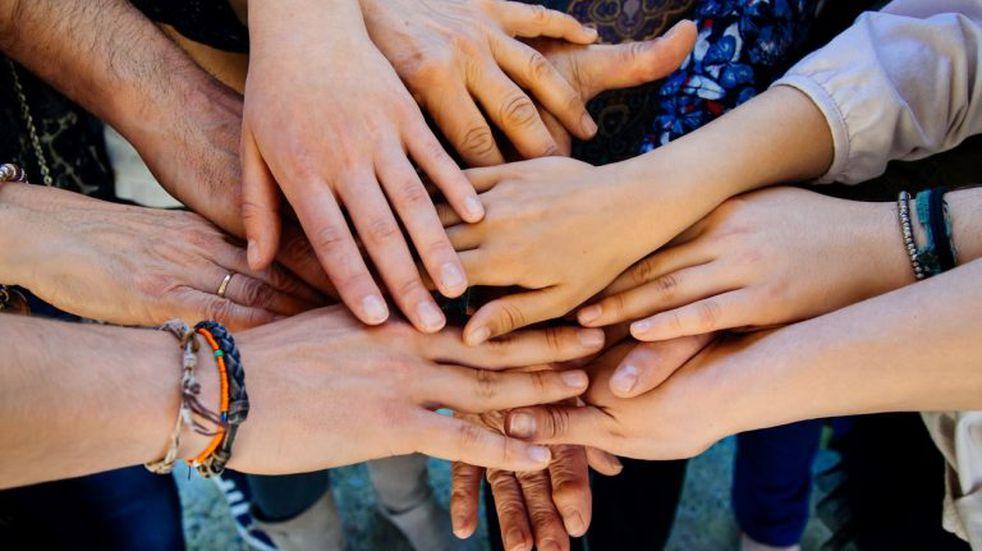 """Salteños reparten """"cajas de amor"""" para los más necesitados"""
