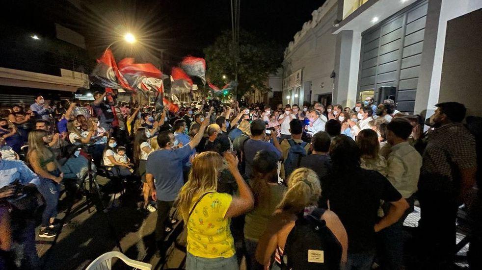 Por una amplia diferencia, el Frente de Todos ganó en Catamarca
