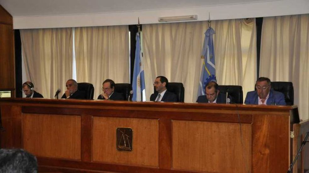 Destituyeron al fiscal general de Sarmiento González Meneses por mal desempeño