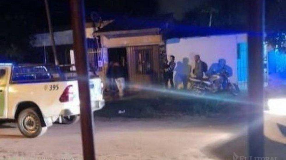 Drama en el Barrio Lomas: murió un bebé al incendiarse una vivienda