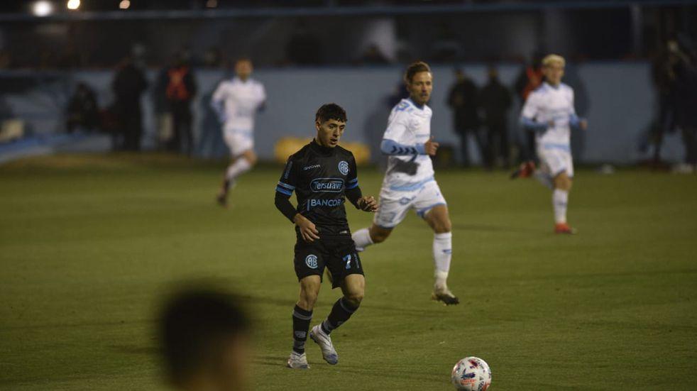 Ulises Sánchez renovó hasta 2023 con Belgrano