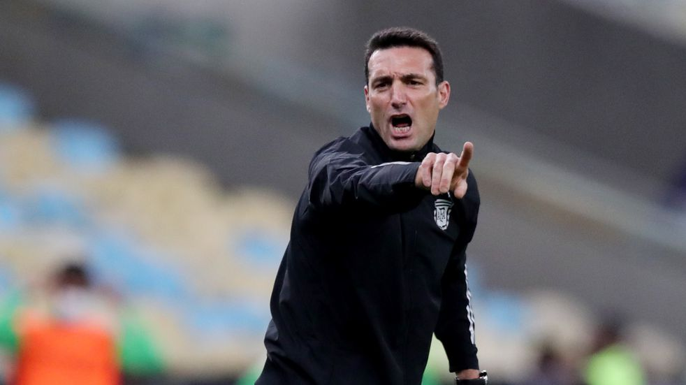 Lionel Scaloni hará cambios para enfrentar a Bolivia.