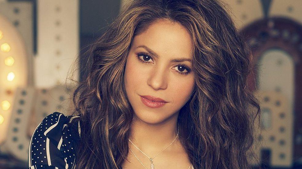 Shakira lució un traje de baño que ella misma diseñó y causó sensación en las redes