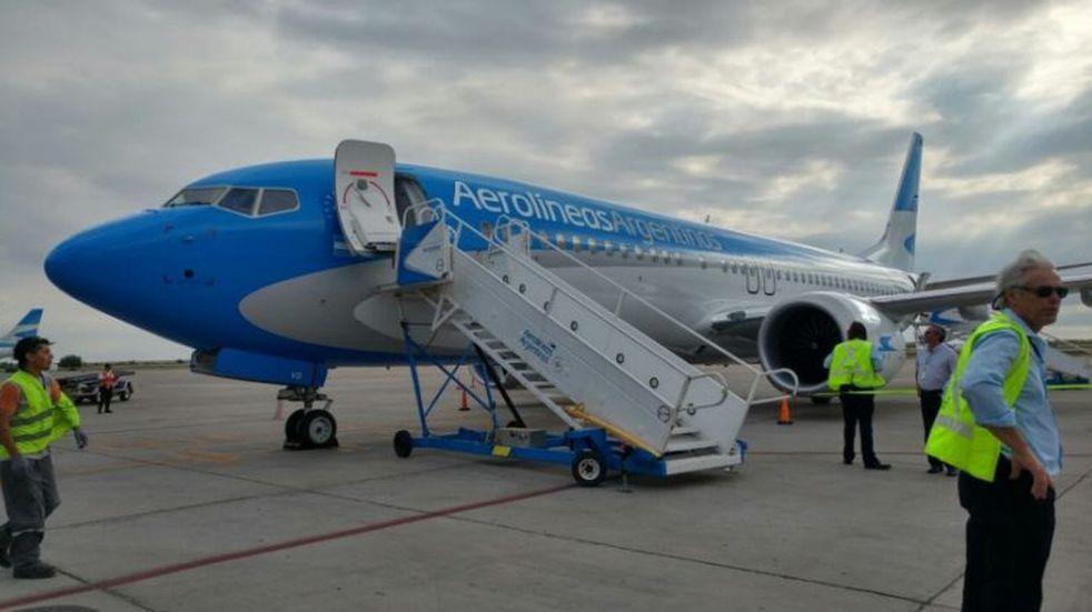 Se multiplicaron las ventas de pasajes aéreos entre Corrientes y Buenos Aires