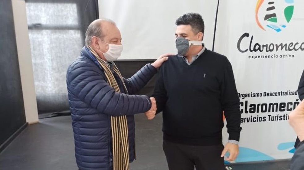 Con críticas a la oposición el Intendente puso en funciones a Lamberti