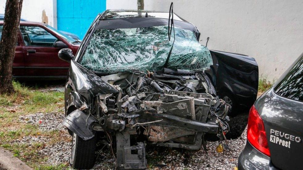 Finalmente será imputado el conductor que chocó y mató a un papá y a su hijo