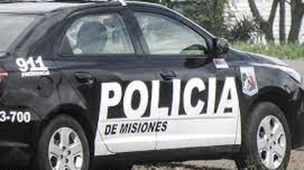 Recuperaron objetos de un vehículo en Puerto Esperanza