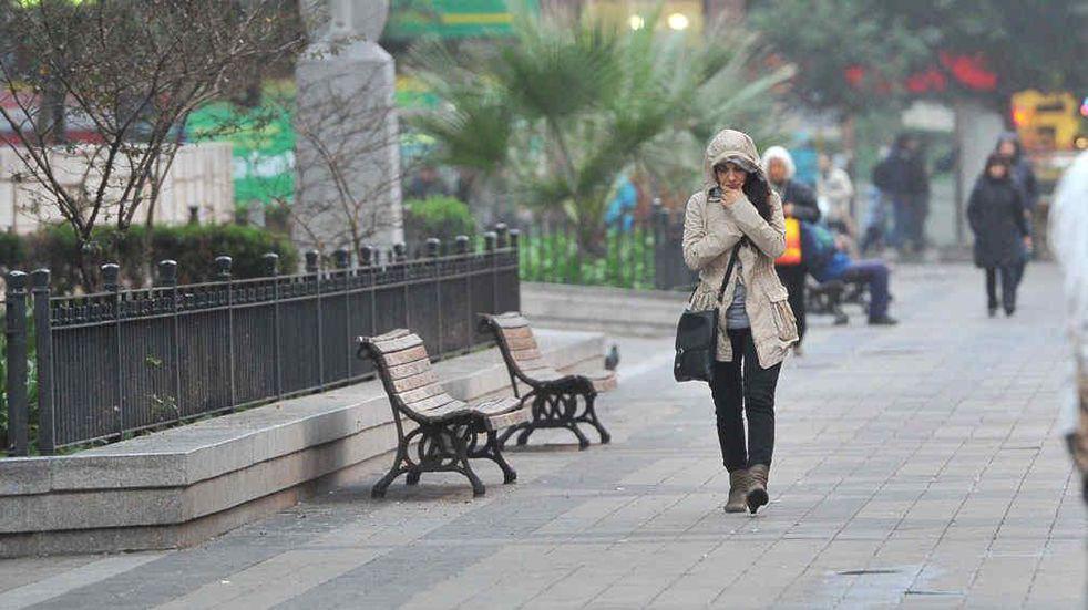 El clima en Córdoba: martes nublado y con frío