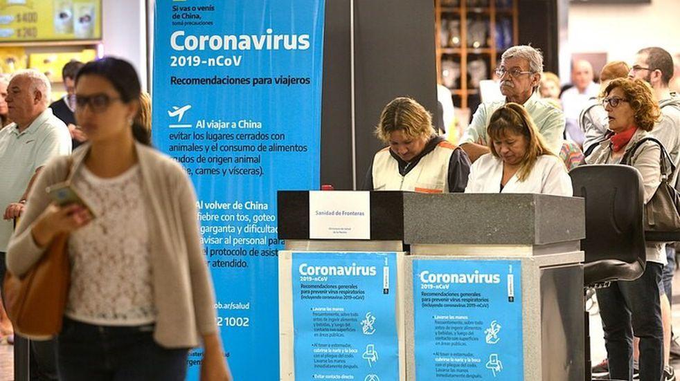 Coronavirus: confirmaron el primer caso en el país y en las redes ya estallaron los memes